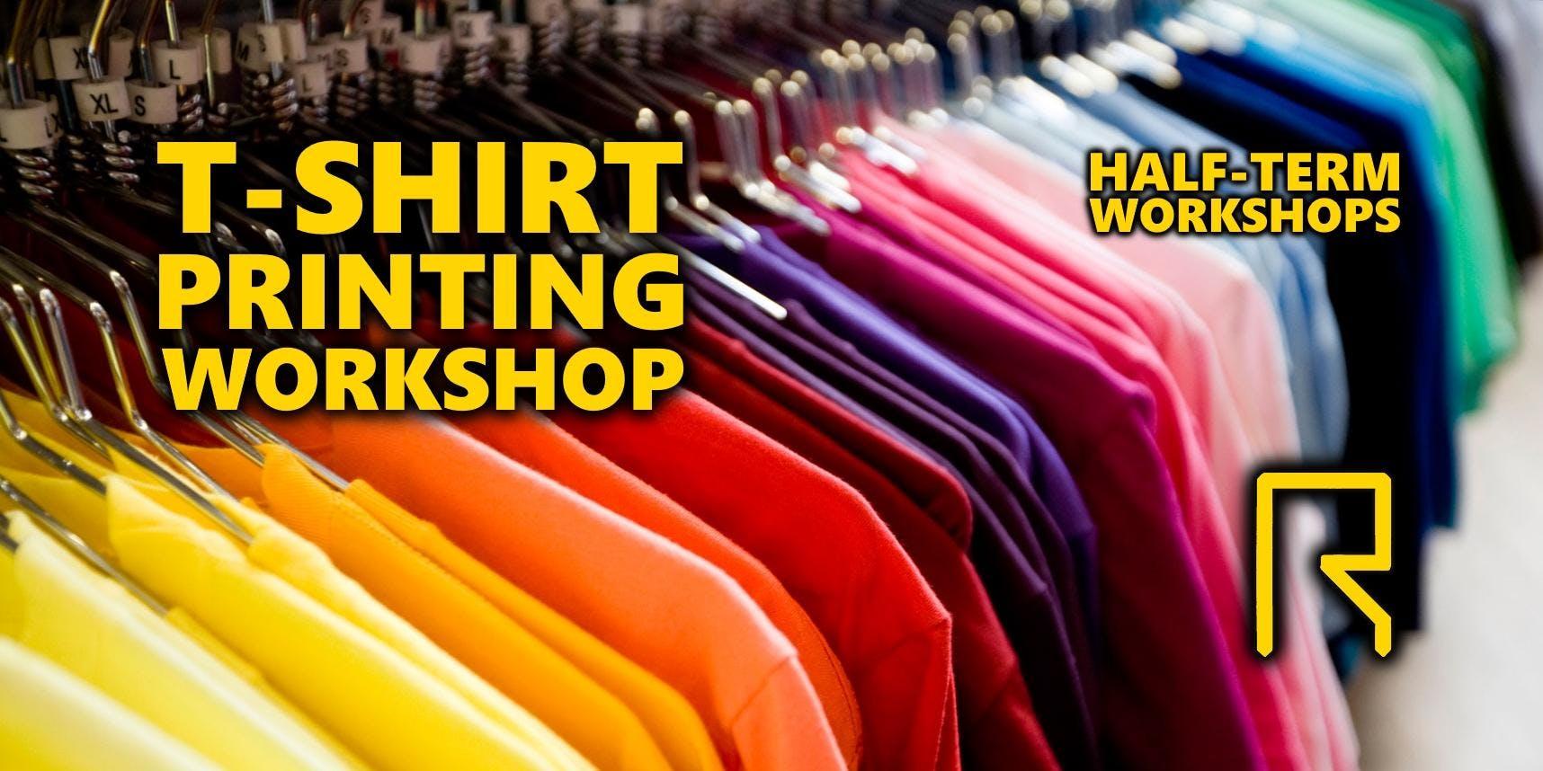 T-shirt Printing Workshop