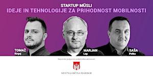 Start:up Müsli: Ideje in tehnologije za prihodnost...