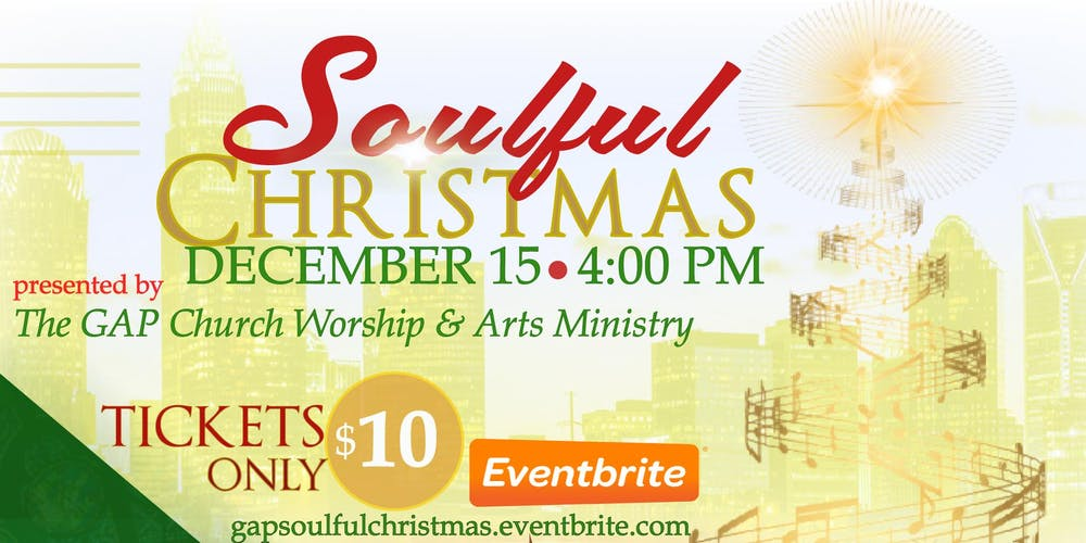 soulful christmas tickets sat dec 15 2018 at 400 pm eventbrite