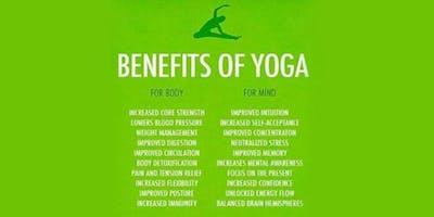 CPM Yoga (Keele) - Fridays
