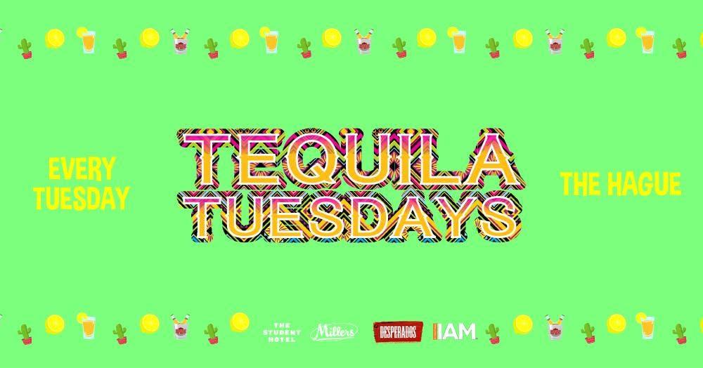 Tequila Tuesdays #110 - Powered by Desperados