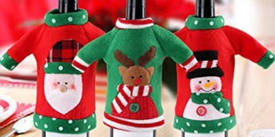 4th Annual Ugly Christmas Sweater & Coquito Party