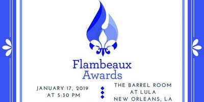 2018 Flambeaux Awards Ticket Sales