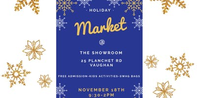 The Mommy Social - Holiday Market