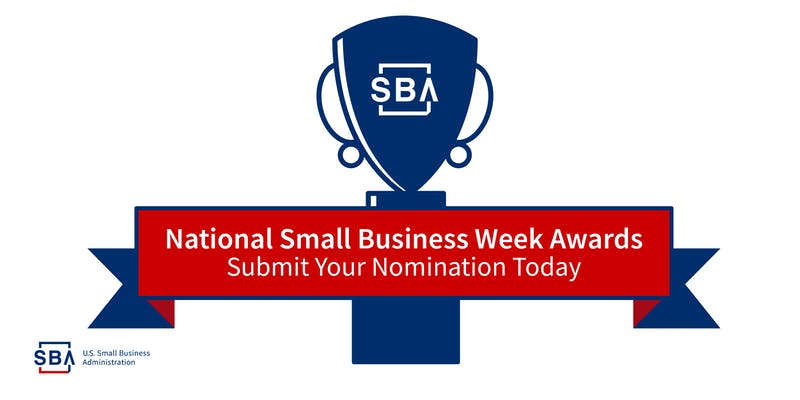 2019 Seattle District Small Business Week Award Nomination