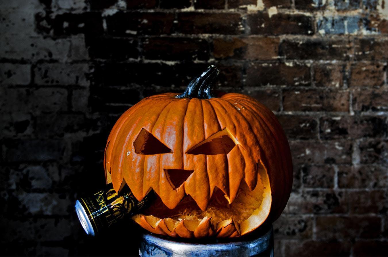 Four Peaks Pumpkin Carving Contest