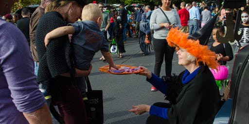Trunk or Treat - Free Trick or Treating, Sat. Oct. 26th