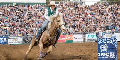 Cal Poly Rodeo Team Reception at the National Finals Rodeo