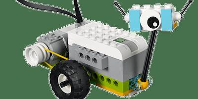 LEGO WeDo Robotics and Coding Weekday Program Ages 4-8