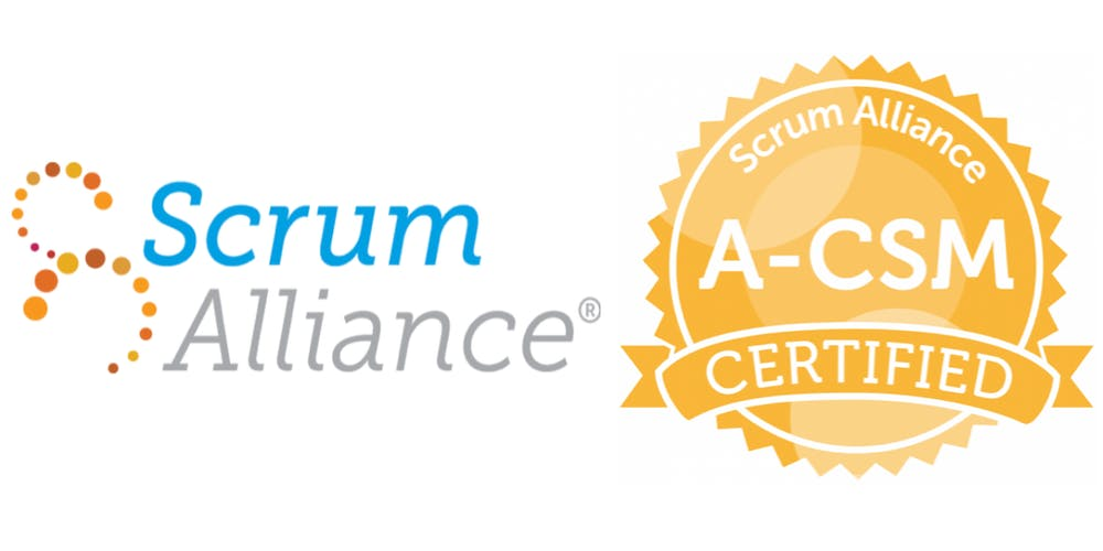 Advanced Certified Scrummaster A Csm Tickets Wed Nov 28 2018 At