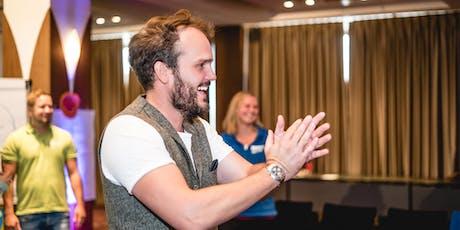LBC - Leadership Bootcamp - Mitarbeiter souverän und mit Herz führen. Tickets
