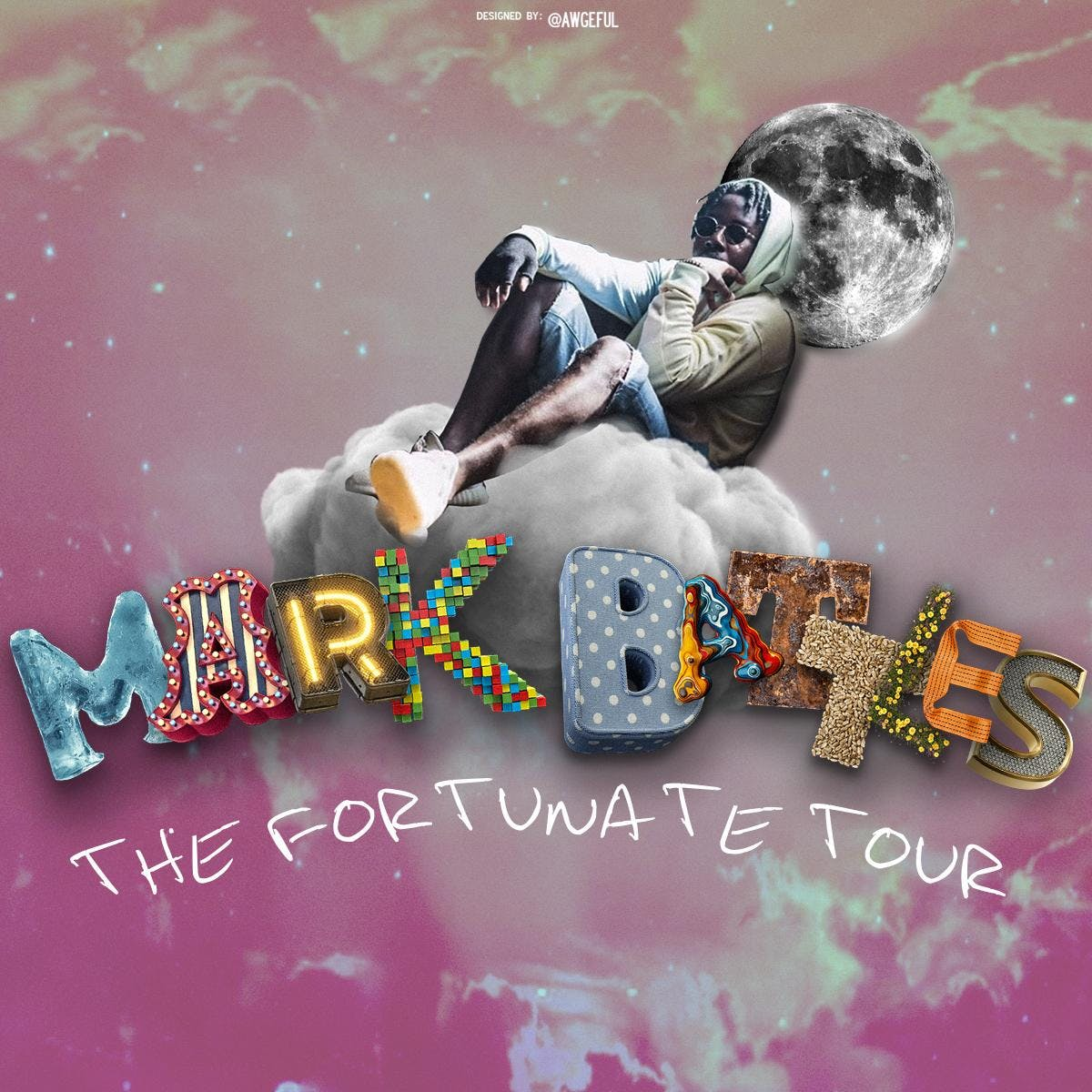 Mark Battles Fortunate Tour Live In Mesa (All Ages Show)