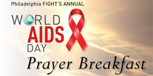 Philadelphia FIGHT - World AIDS Day Prayer Breakfast