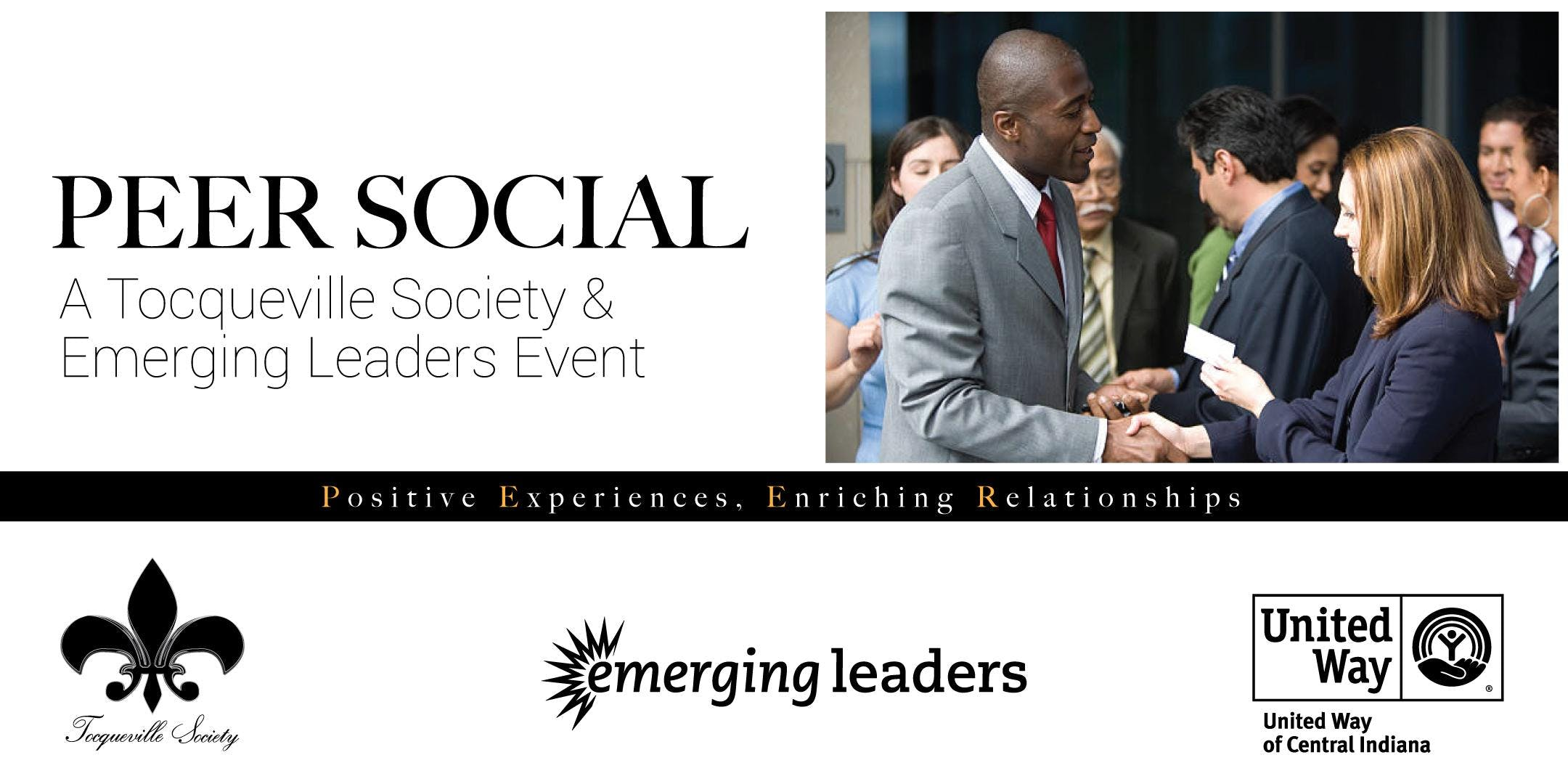 PEER Social: A Tocqueville Society and Emergi