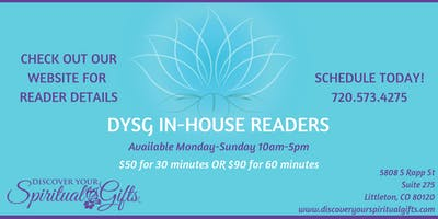 DYSG In-House Readers