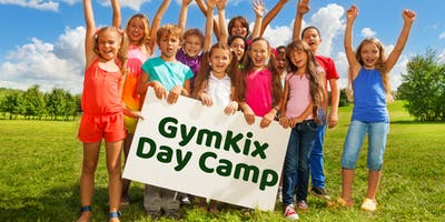 GymKix Day Camp   April 22nd