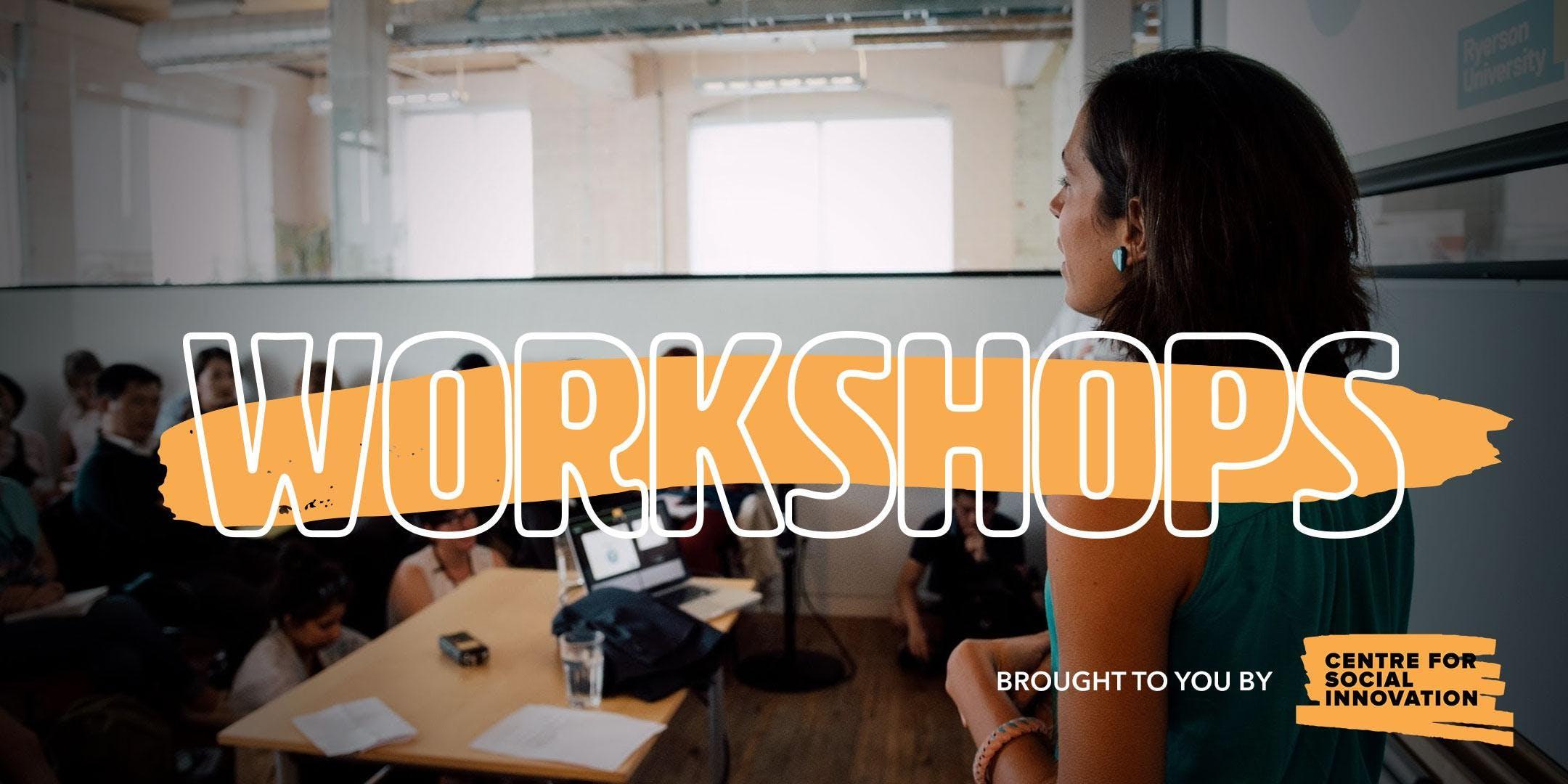 Social Entrepreneurship 101: 4-week training