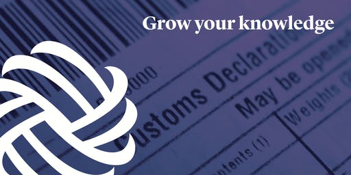 Customs Compliance, Processes and Documents 1 day course