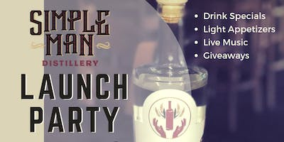 Simple Man Distillery Launch Party OTP