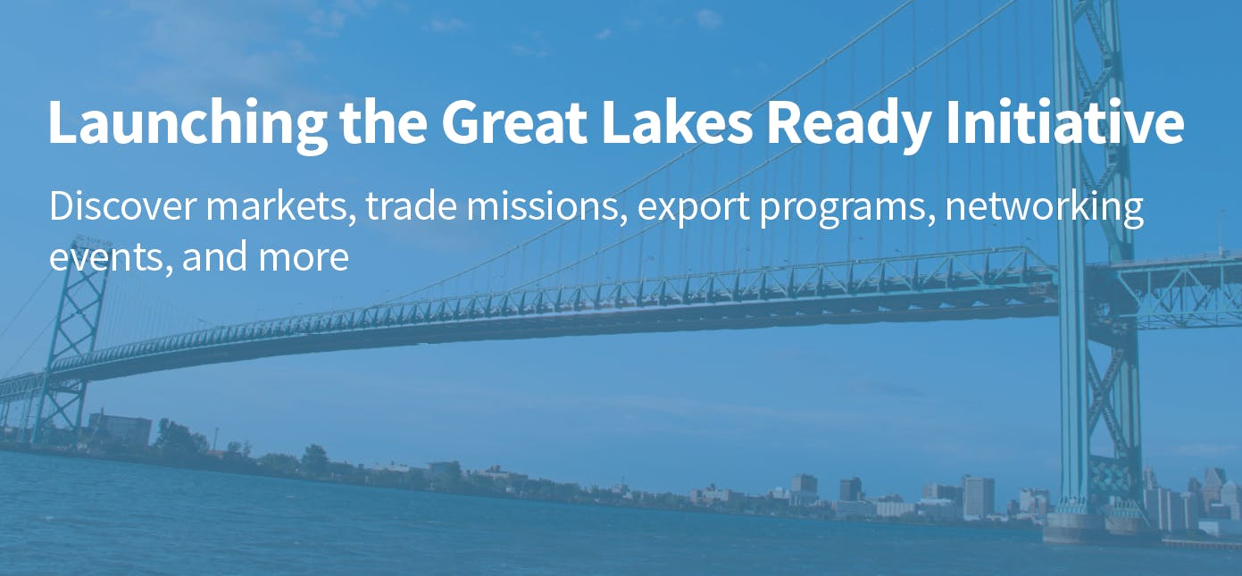Launching the Great Lakes Ready Initiative