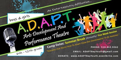 ADAPT - Arts Development And Performance Theatre
