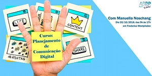 Curso de Extensão: Planejamento de Comunicação Digital...