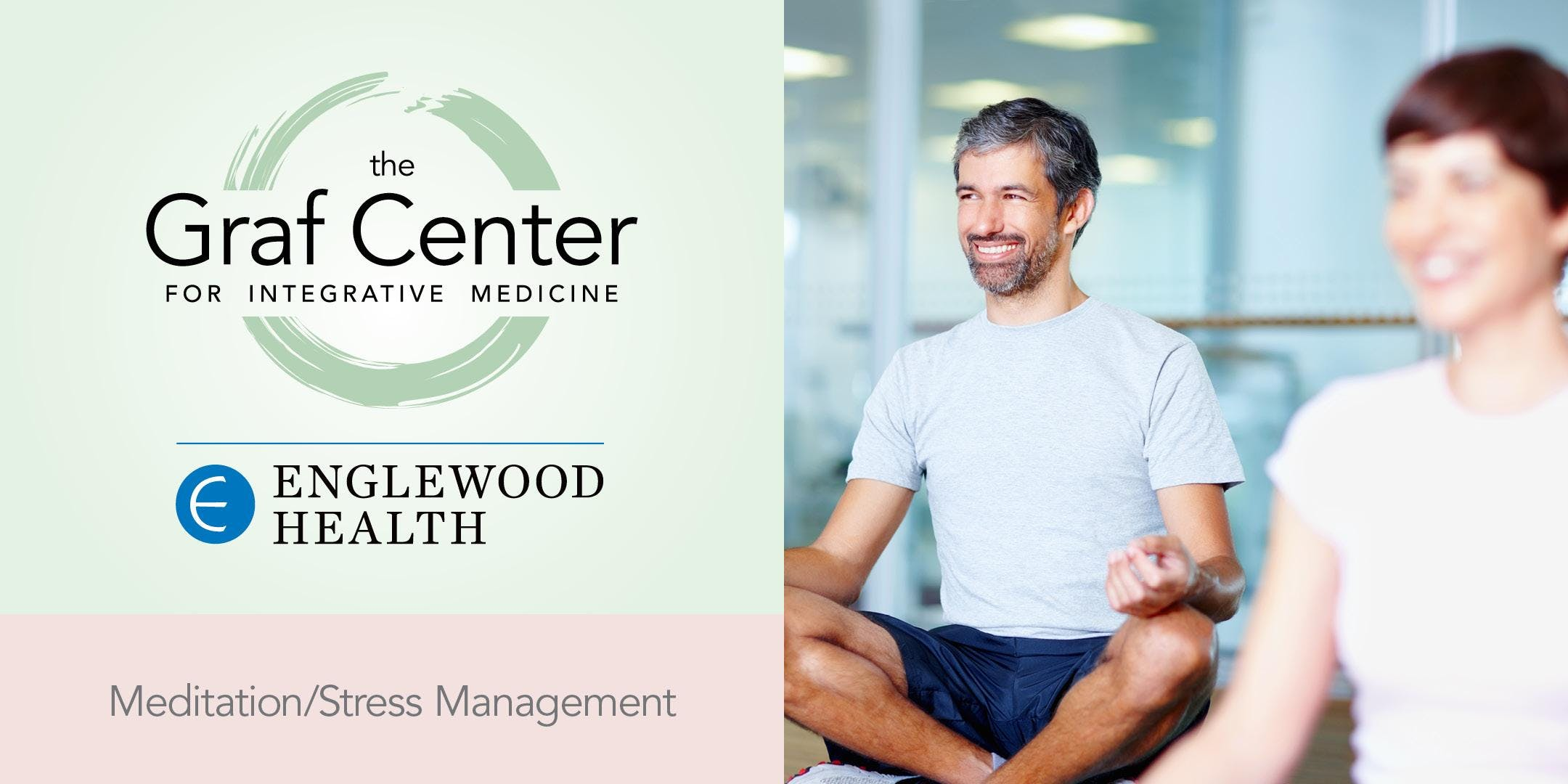 More info: Meditation and Gentle Yoga for Stress and Pain Management