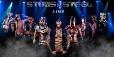 """LADIES LOCK DOWN"" WITH *STUDS OF STEEL* LIVE (MALE REVUE)~ FRI/NOV/30Th"