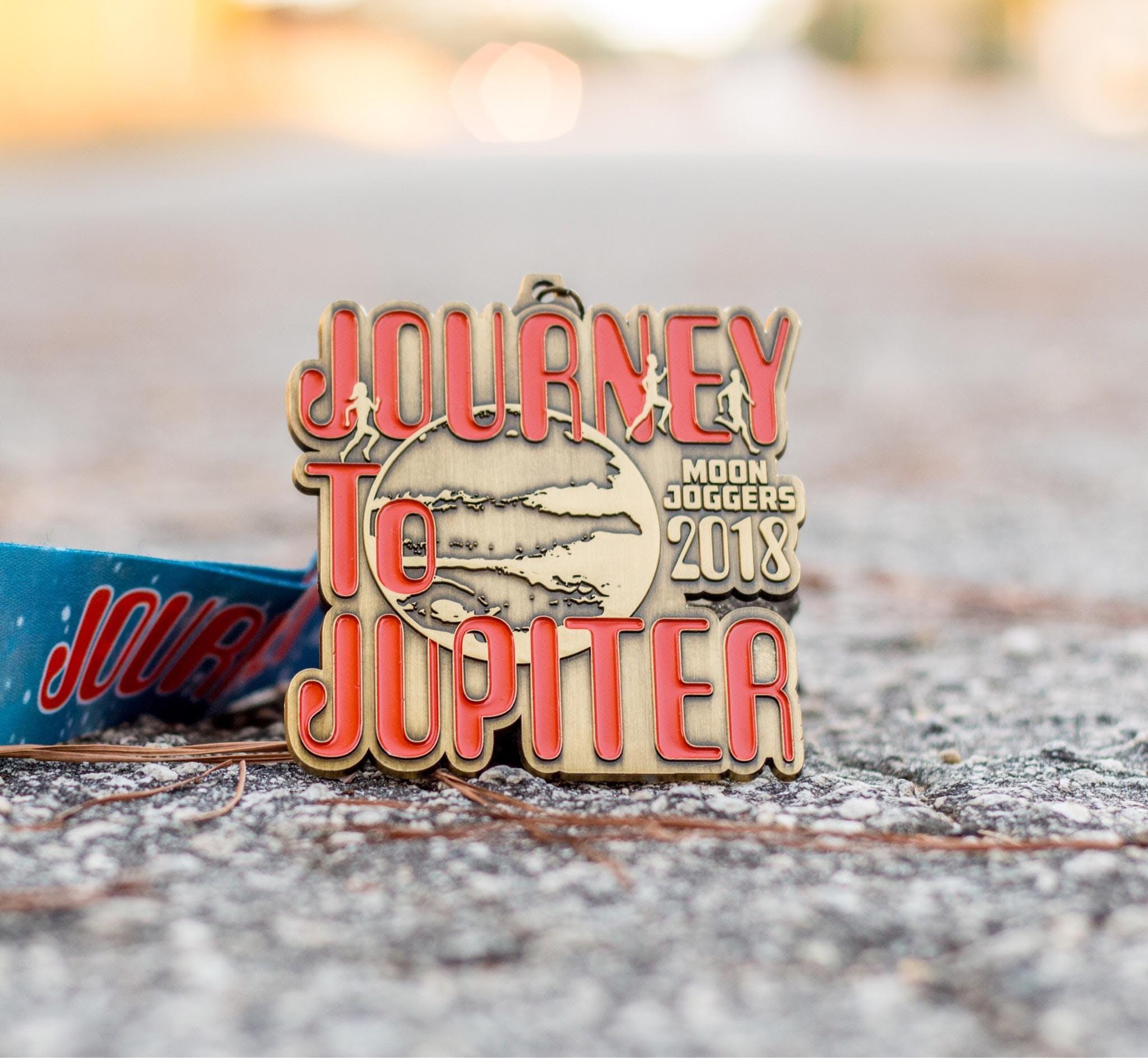 FREE SIGN UP: Journey to Jupiter Running & Walking Challenge 2018 -Birmingham