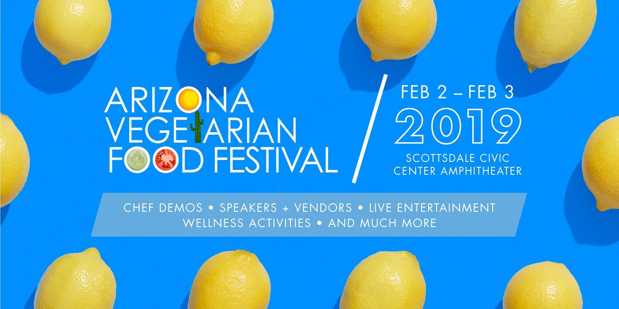 Arizona Vegetarian Food Festival 2019