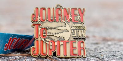 FREE SIGN UP: Journey to Jupiter Running & Walking Challenge 2018 -Augusta