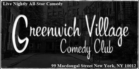 GREENWICH VILLAGE COMEDY CLUB - ALL STAR COMEDY DOWNTOWN NYC Discount tickets tickets