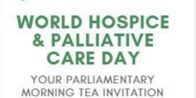 World Hospice and Palliative Care Day Parliamentary Morning Tea