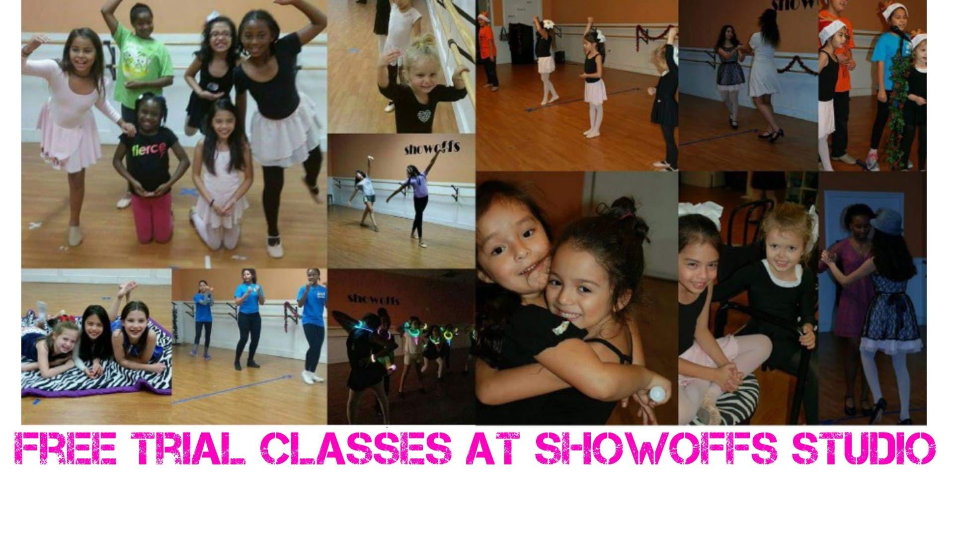 eb9c0fe6c364 Free Ballet   Tap Combo Dance Class at Showoffs Studio