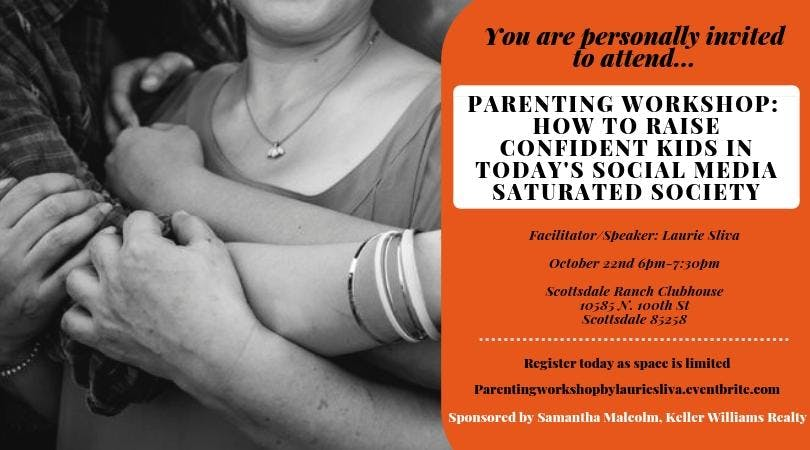 Parenting Workshop: How to Raise Confident Kids in a Digital World