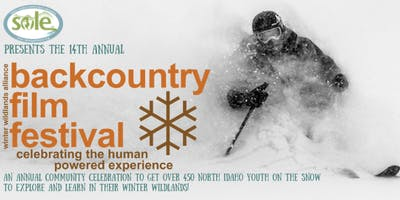 14th Annual SOLE Backcountry Film Festival