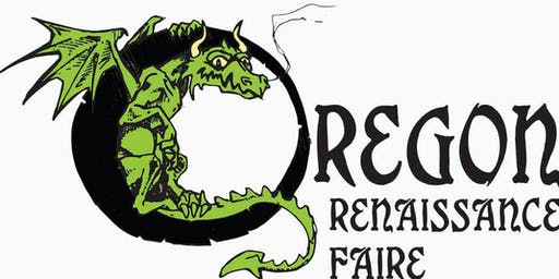 Oregon Renaissance Faire - June 8-9, 15 -16, 2019
