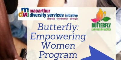 Butterfly: Empowering Women Program @ Campbelltown
