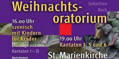 J.S.Bach: Weihnachtsoratorium für und mit Kindern