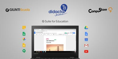 Chromebook e G Suite for education