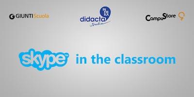 Comunicare in modo semplice e Microsoft Teams e viaggi virtuali con Skype in the Classroom