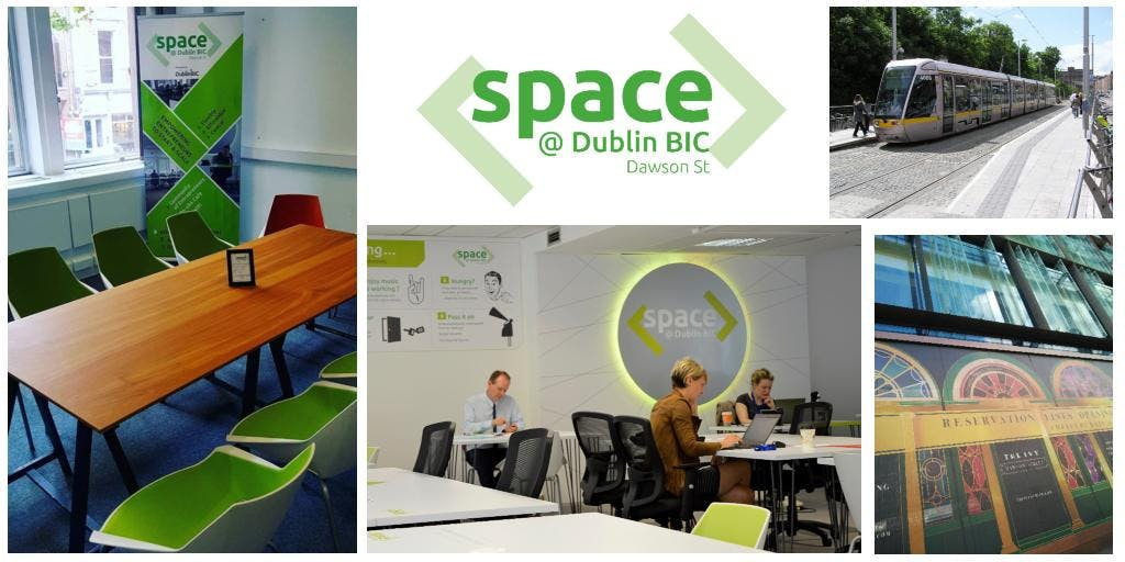 CoWorking Open Day at Space on Dawson Street