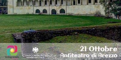 Instawalk Mercato Internazionale Arezzo
