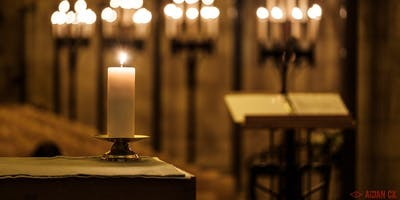 Winter Candlelit Photography Evening