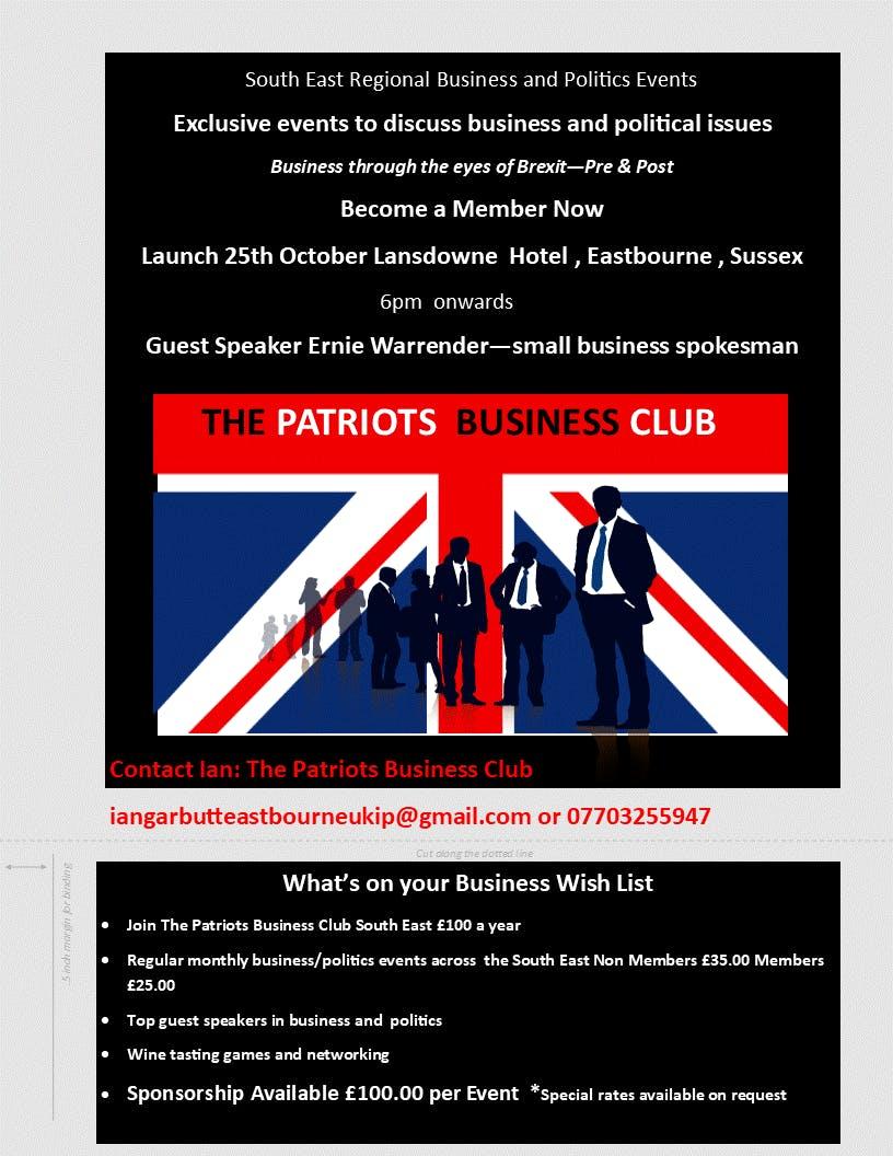 The Patriots Business Club