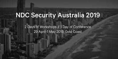 NDC Security Australia 2019