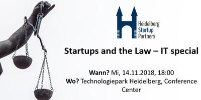 STARTUPS and the LAW - IT special