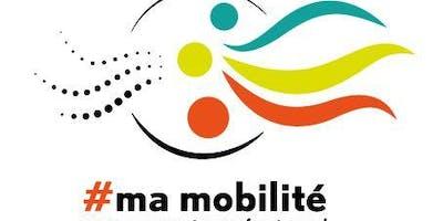 """Le village innovant de la mobilité \""""#ma mobilité\"""" Edition 2018 Clermont-Ferrand"""