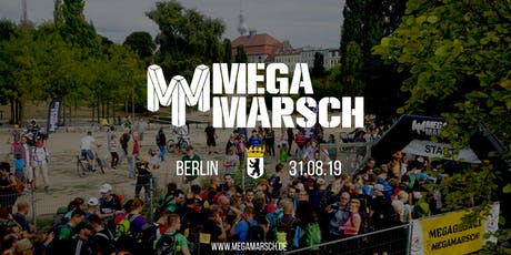 Megamarsch Berlin 2019 Tickets