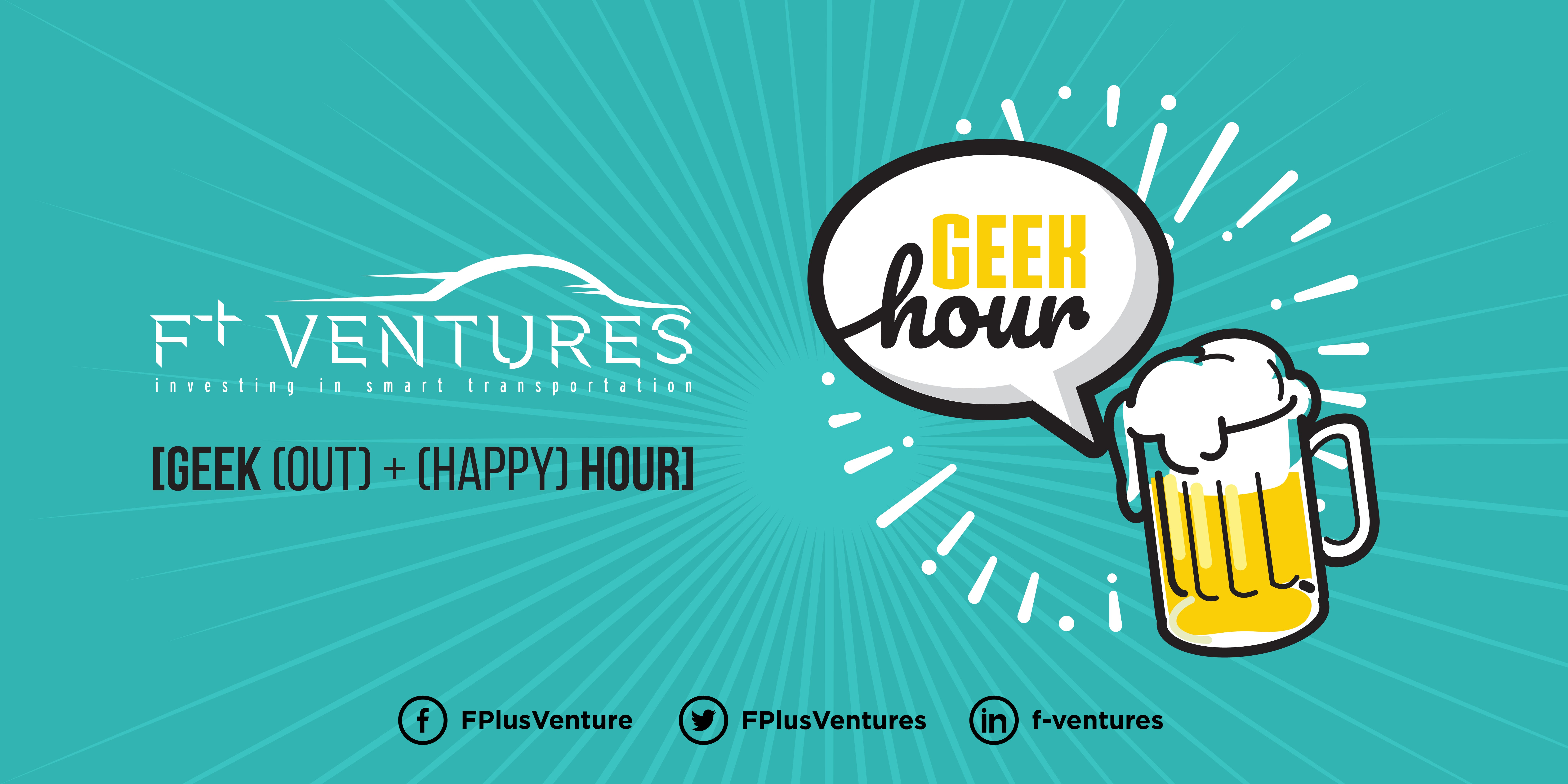 F+ Ventures Geek Hour - Discovering the Secre